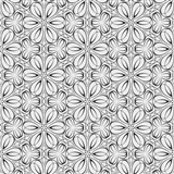 Vliesové tapety na stenu Mixing kvetinky vytláčané čierne - POSLEDNÉ KUSY