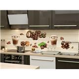 Samolepky na stenu Coffee 50 cm x 70 cm