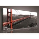 Obraz na stenu Golden Gate Bridge 45 x 145 cm