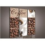 Obraz na plátne Coffee 90 x 80 cm