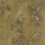 Tapety Origin - betón kovový vzhľad hnedo-zlatý