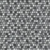 Vliesové tapety na stenu Origin - mozaika sivo-čierna
