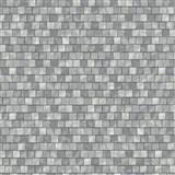 Vliesové tapety na stenu Origin - mozaika sivá