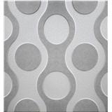 3D panel XPS CHAINS sivý rozmer 50 x 50 cm