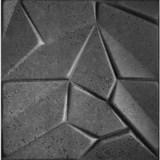 3D panel XPS MERKUR sivý rozmer 50 x 50 cm