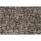 Fototapety kamenná múr, rozmery 368 x 254 cm