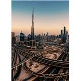 Fototapety Dubaj rozmer 184 x 254 cm