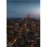 Vliesové fototapety New York rozmer 184 x 254 cm