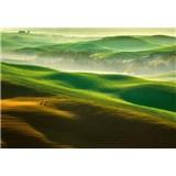 Vliesové fototapety hory rozmer 368 cm x 254 cm