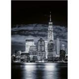 Vliesové fototapety panoráma Manhattanu rozmer 184 x 254 cm