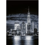 Fototapety panoráma Manhattanu rozmer 184 x 254 cm