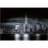 Fototapety panoráma Manhattanu rozmer 368 x 254 cm