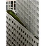 Fototapety architektúra biele výškové budovy rozmer 184 x 254 cm