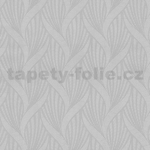 2934a6ceb0d1c Vliesové tapety na stenu Spotlight 3D moderný vzor sivý | tapety ...