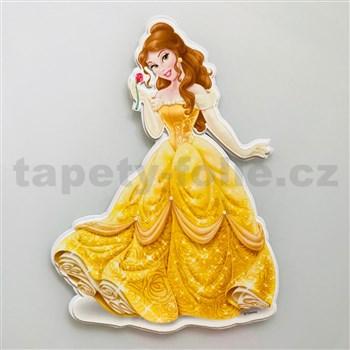 3D Penová dekorácia na stenu princezná Bella