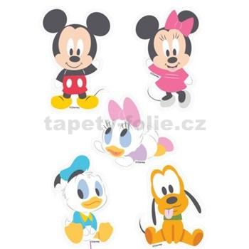 3D Penová dekorácia na stenu Disney baby