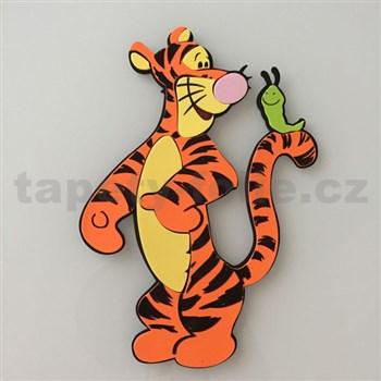 3D Penová dekorácia na stenu Tiger a húsenica
