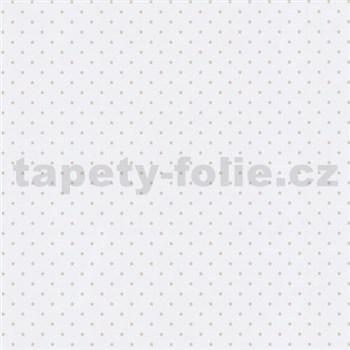 Papierové tapety na stenu Dieter Bohlen 4 Kidz hviezdičky hnedé