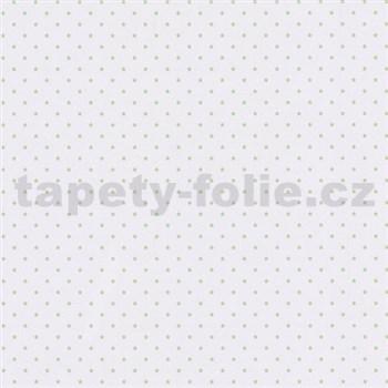 Papierové tapety na stenu Dieter Bohlen 4 Kidz hviezdičky zelené