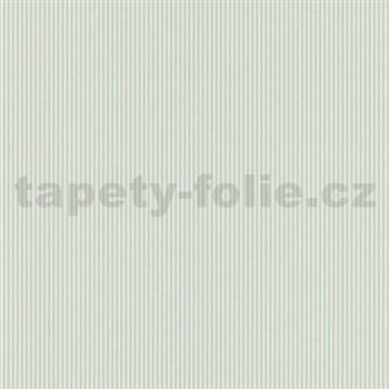 Papierové tapety na stenu Dieter Bohlen 4 Kidz prúžky zelené