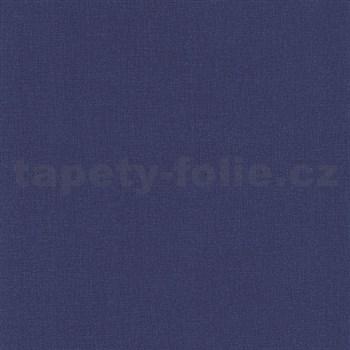 Papierové tapety na stenu Dieter Bohlen 4 Kidz jednofarebná tmavo modrá - POSLEDNÉ KUSY