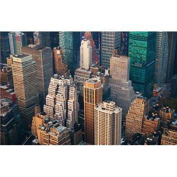 Luxusné vliesové fototapety New York - farebné, rozmer 418,5 x 270cm