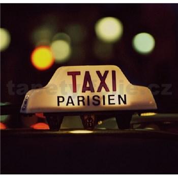 Luxusné vliesové fototapety Paríž - farebné, rozmer 279 x 270cm