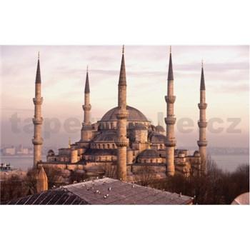Luxusné vliesové fototapety Istanbul - farebné, rozmer 418,5 x 270cm