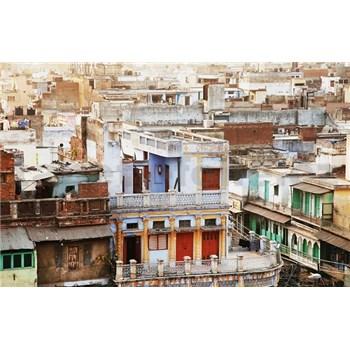 Luxusné vliesové fototapety Delhi - farebné, rozmer 418,5 x 270cm
