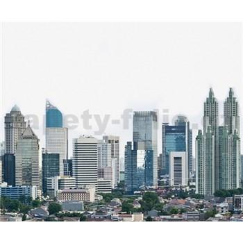Luxusné vliesové fototapety Jakarta - farebné, rozmer 325,5 x 270cm