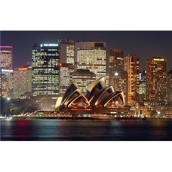 Luxusné vliesové fototapety Sydney - farebné, rozmer 418,5 x 270cm
