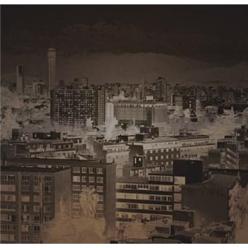Luxusné vliesové fototapety Santiago - sépia, rozmer 418,5 x 270cm