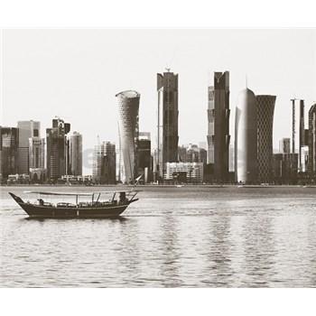 Luxusné vliesové fototapety Doha - farebné, rozmer 325,5 cm x 270 cm