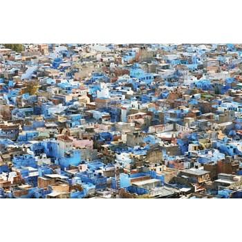 Luxusné vliesové fototapety Rajasthan - farebné, rozmer 418,5 x 270cm