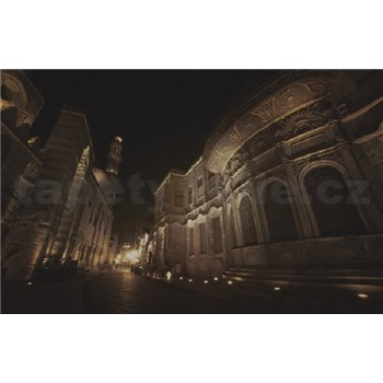 Luxusné vliesové fototapety Cairo - sépia, rozmer 418,5 x 270cm