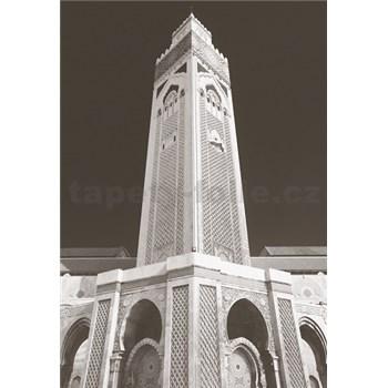 Luxusné vliesové fototapety Casablanca - farebné, rozmer 186 x 270cm