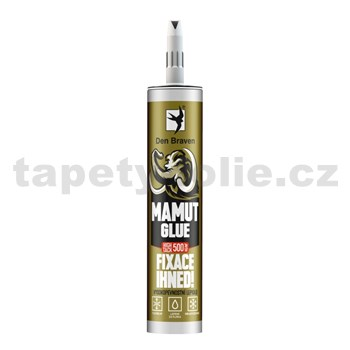 Lepidlo MAMUT GLUE High tack, kartuše 290ml