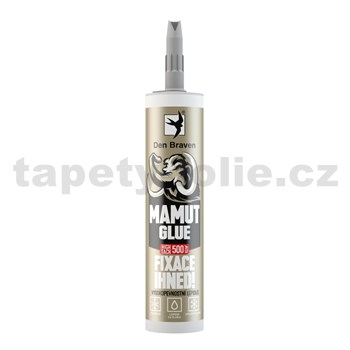 Lepidlo MAMUT GLUE HIGH TACK 290ml sivý