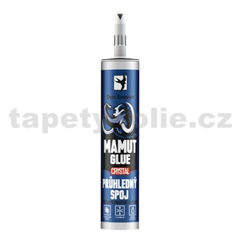 Lepidlo MAMUT GLUE CRYSTAL 290ml transparentny
