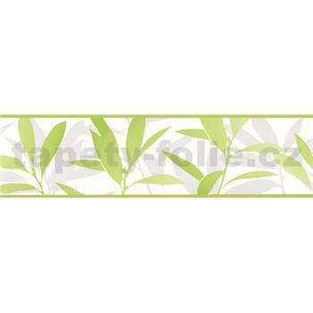 Bordúra Dieter Bohlen - lístie zelené 13,3 cm x 5 m