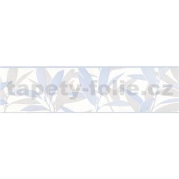 Bordúra Dieter Bohlen - lístie modré 13,3 cm x 5 m