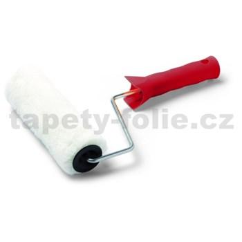 Valček šírka 18 cm Perlon s držadlom pre husté farby a lepidlo