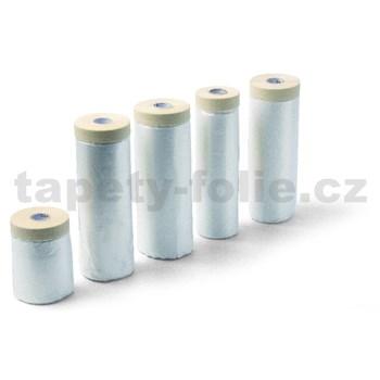 Papierová lepiaca páska a zakrývacia fólia v jednom 55cm/33m