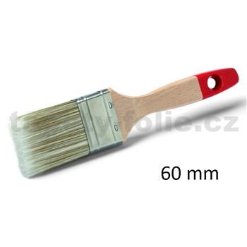 Plochý štetec ALLROUND L 60mm, na farby, laky, lazúry