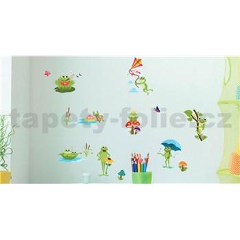 Samolepky na stenu žaby
