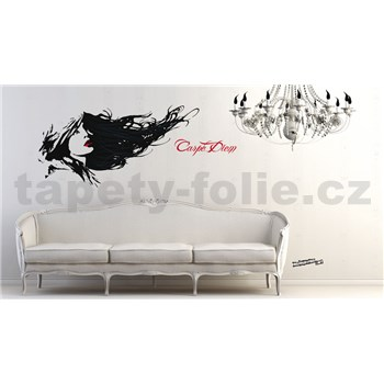 Samolepky na stenu Carpe Diem