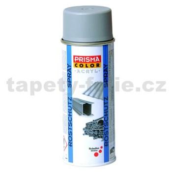 Sprej antikorózna základová farba sivá 400 ml
