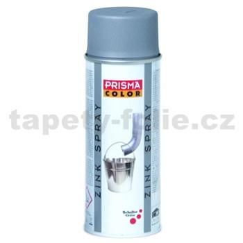 Zinkový sprej na koróziu tmavý 400ml, zinok v spreji