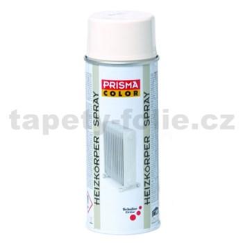 Sprej krémovo biely na vykurovacie telesá a radiátory 400ml, odtieň RAL 9001 farba krémovo biela