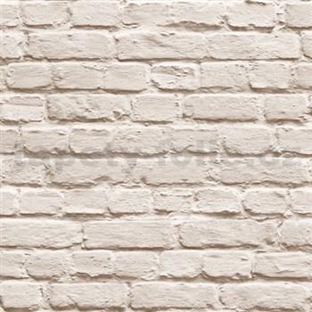 Vliesové tapety na stenu Just Like It kamenný múr svetlo hnedá - POSLEDNÉ KUSY